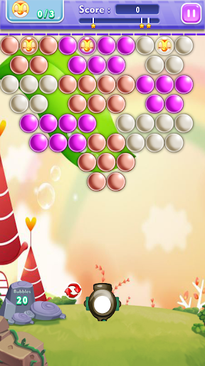 Bubbles Super-Rescue Shooter screenshot 3