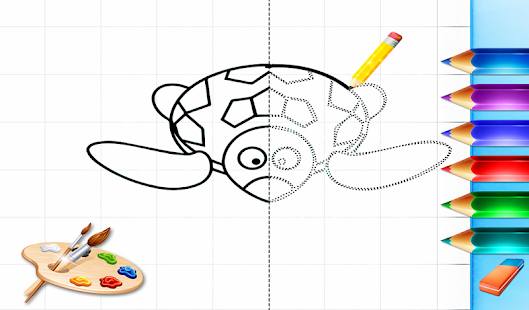 Download Doodle Coloring Book For PC Windows And Mac Apk Screenshot 8
