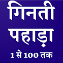 गिनती & पहाड़ा (Counting & Table) icon