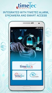 TimeTec Security - náhled