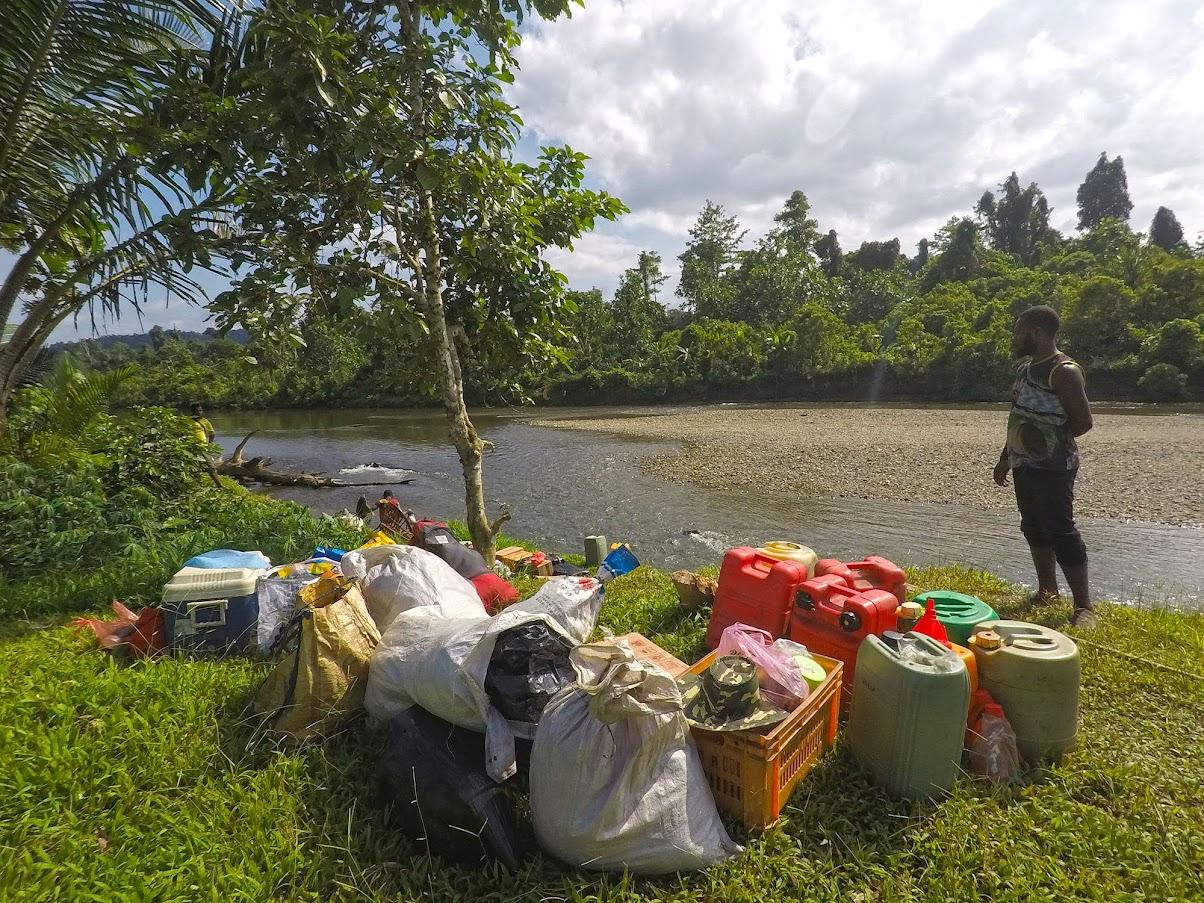 Dias 137 a 140 –  ALTO SEPIK, a descida do rio Sepik (de Vanimo a Ambunti) | Papua Nova Guiné