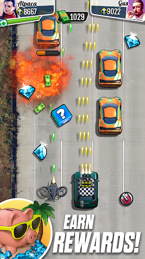 Fastlane: Road to Revenge screenshots 2