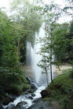 Photo: La gerbe du Lac de Saint-Ferréol