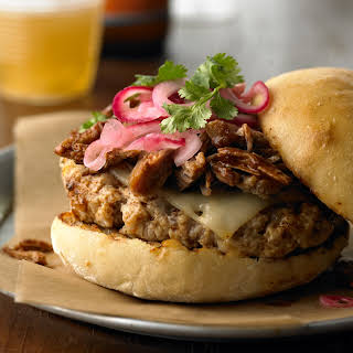 Porky Burger.