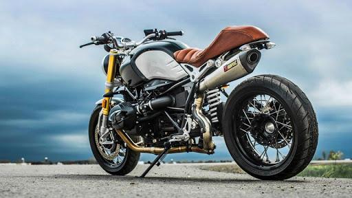 Cool BMW Motorcycles Wallpaper screenshots 7