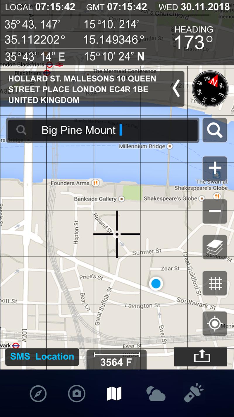Compass Pro Screenshot 6