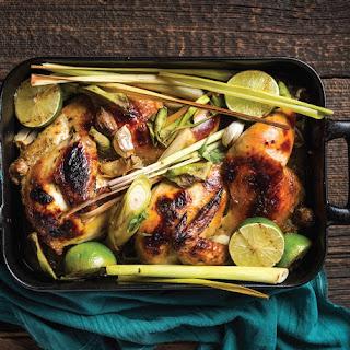 Oven-Roasted Lemongrass Chicken