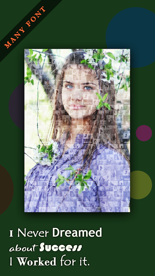 Mosaic Effect : Photo Editor and Photo Collage- screenshot