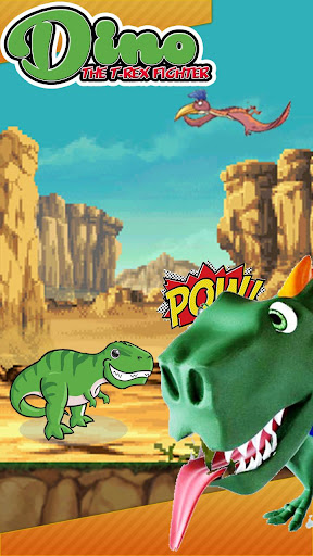 Dino T-Rex Fighter