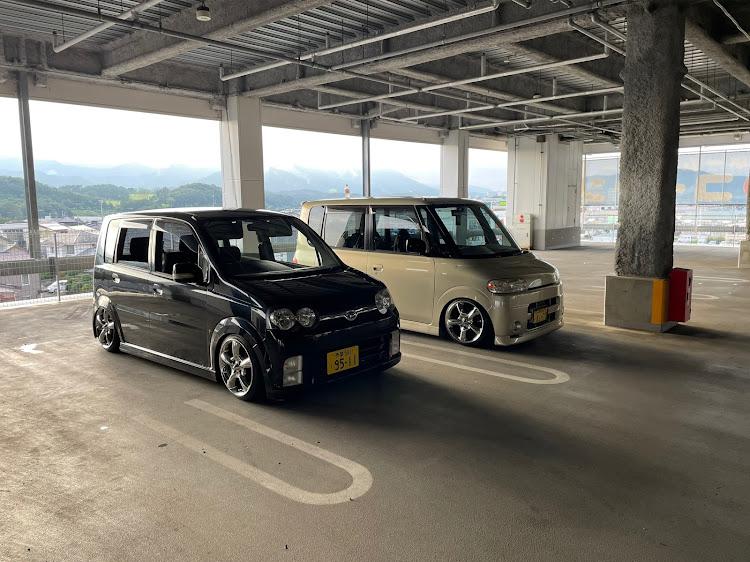 タント L350Sのセカンドカー,愛車紹介,DIY,オフ会,グッカーズに関するカスタム&メンテナンスの投稿画像2枚目