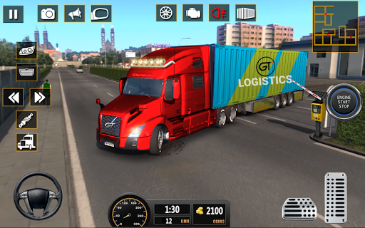 Truck Parking 2020: Prado Parking Simulator filehippodl screenshot 3