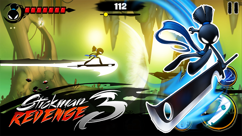 Stickman Revenge 3 - Ninja Warrior - Shadow Fight Screenshot 3