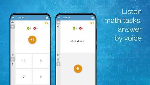 Math games: arithmetic, times tables, mental math screenshots 10