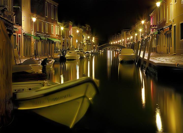 Canale a Murano di batfabio