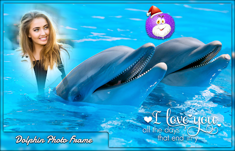 Dolphin Photo Frames - Apps on Google Play