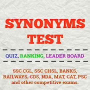 Synonyms Test