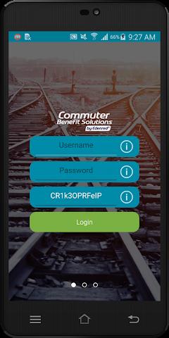 android MyCommuter Screenshot 0