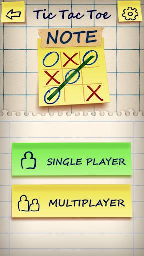 Tic Tac Toe - Puzzle Game 1.0 screenshots 1