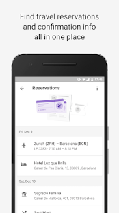 Google Trips - Travel Planner- screenshot thumbnail