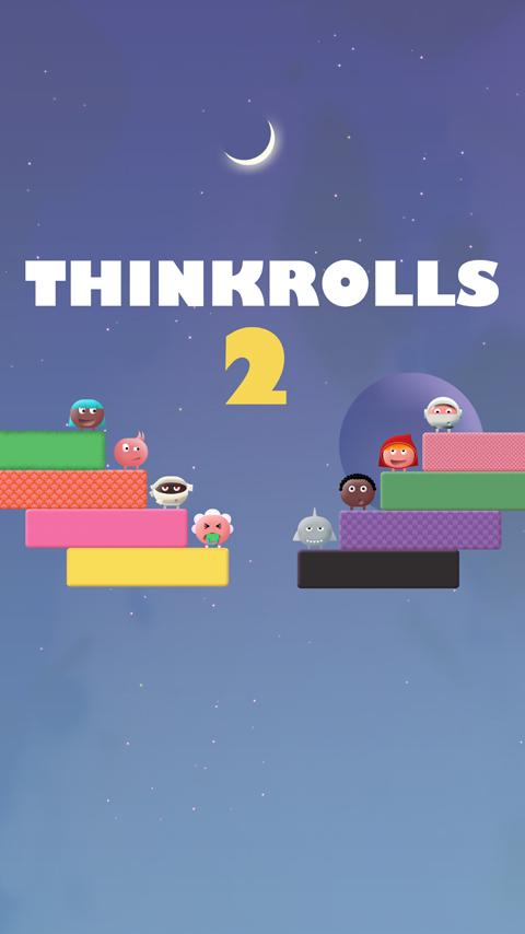 Thinkrolls 2: captura de pantalla