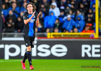 Maxim De Cuyper is één van de opties van Clement voor de wedstrijden van Club Brugge de komende dagen