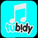 Tubi+Top Music icon