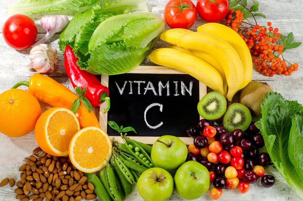 VItamin C giúp chống lão hóa