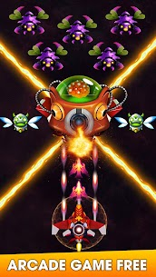 Galaxy Invader: Infinity Shooter Free Arcade Games 4