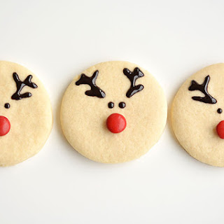 Reindeer Sugar Cookies Recipes