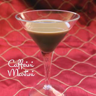 Caffeini Martini.
