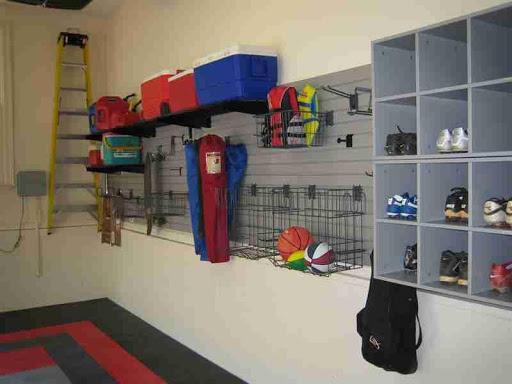 Garage Storage Wall Systems