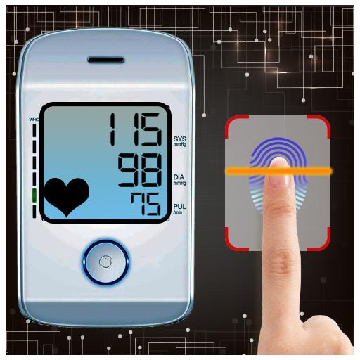 Blood Pressure checkup Prank 醫療 App LOGO-硬是要APP