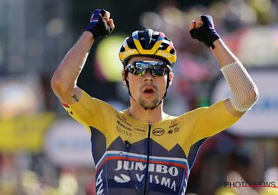 """Roglič blij met wereldwijde steun als winnaar van de Vélo d'Or: """"Onder de indruk van erelijst"""""""
