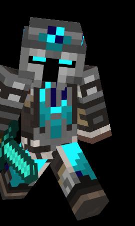 Daimond Knight King Nova Skin
