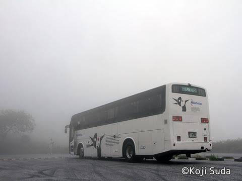 西鉄 4012 平尾台にて_05