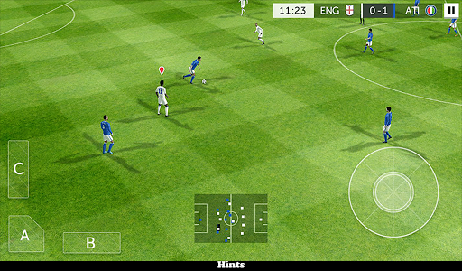 Guide Of First Touch Soccer 1.0 screenshots 2
