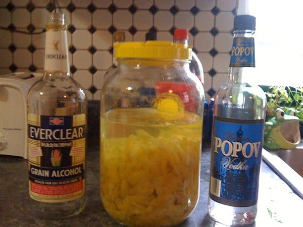 Lemoncello Recipe