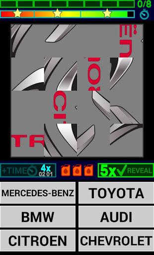 Cars Logos Quiz HD  screenshots 7