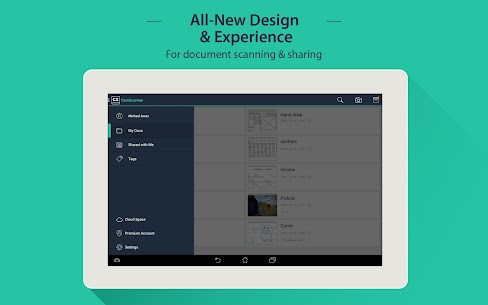 CamScanner HD – Scanner, Fax App Download For Android and iPhone 6