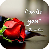 My Name Miss you Pics