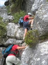 Photo: Descending Ledges