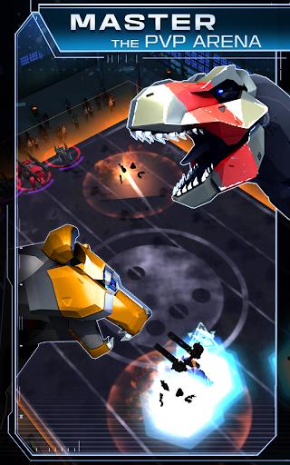 Robotic Warriors screenshot 10
