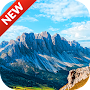 Mountain Live Wallpapers HD APK icon