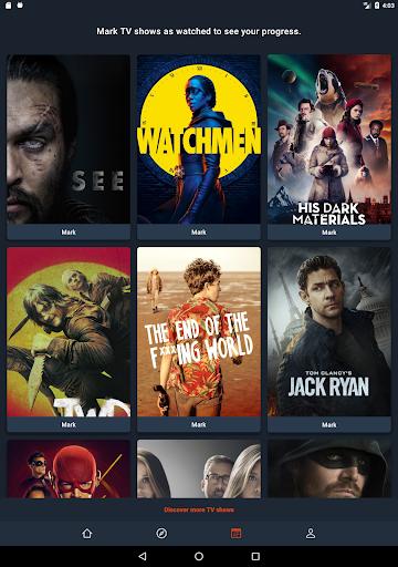 Moviebase: Discover Movies & Track TV Shows screenshot 9