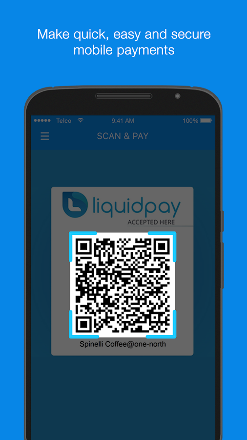 Liquid Pay- screenshot