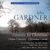 Cantata for Christmas, Organ Concerto