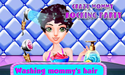 Crazy Mommy Rocking Party