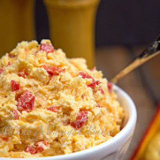 Pimiento Cheese With Cream Cheese Recipes