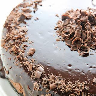 Kahlua Chocolate Cheesecake