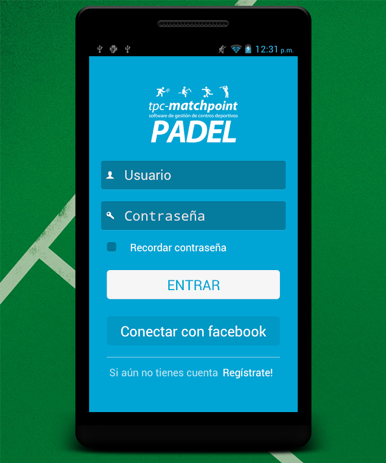 Matchpoint Padel- screenshot